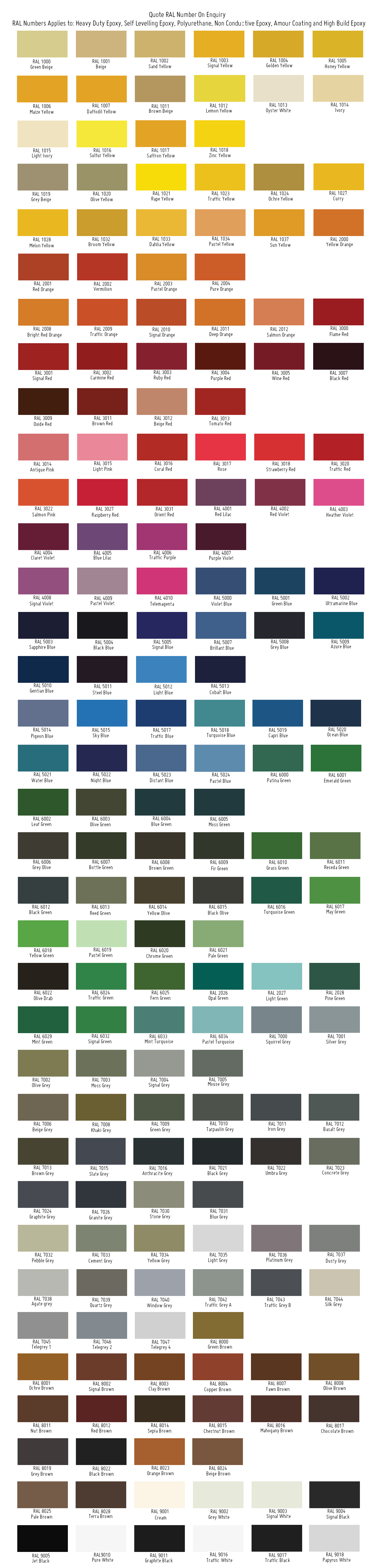 ncs in ral color bridge guide uncoated color swatches. Black Bedroom Furniture Sets. Home Design Ideas